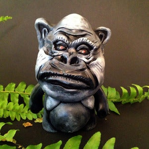 Image of Silverback Gorilla Toy Set