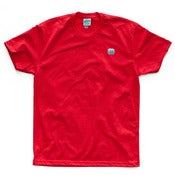 Image of 8 Bit Apparel #Pixel Tee Heather Red