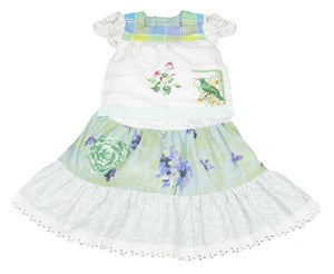 Image of Greener on this side vintage size 5 to 6 years