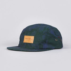 Image of Grand Scheme- Hills 5 panel dark green