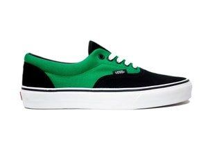 Image of VANS Era black/green