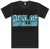 Image of Analog Rebellion Shirt - Grey