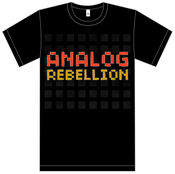 Image of Analog Rebellion Shirt - Black