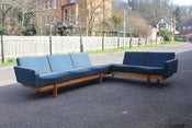 Image of Vintage Robin Day 'Plus' Group modular seating units for Hille circa 1965