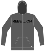 Image of Analog Rebellion Hoodie - Grey