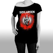 "Image of SIDILARSEN ""Red Machine 2"" T-Shirt girly"
