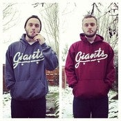 Image of GIANTS Hoodies