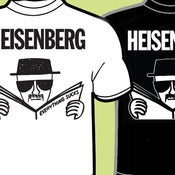 Image of Heisenberg t-shirt