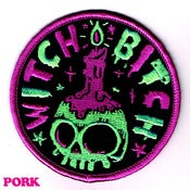 Image of WITCH BITCH PATCH