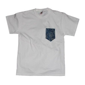 Image of Paisley Pocket Tee