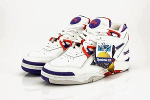 Image of Reebok Tennis PUMP Court Victory II Mid OG (dead stock)