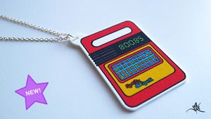 Image of Speak &amp; Spell Pendant