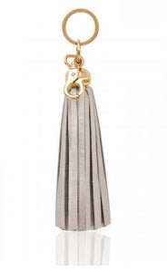 Image of tassel key chain