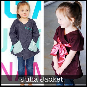 Image of The Julia Jacket