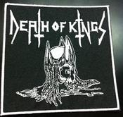 Image of Death of Kings Embroidered Patch