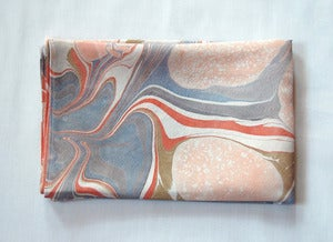 Image of Marbled Silk Runner xxi