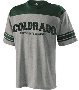 Image of 2013 Cutthroats Two Tone T