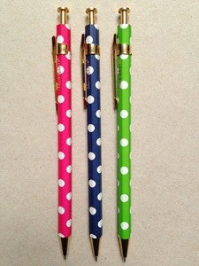 Image of Polka Dot Pens