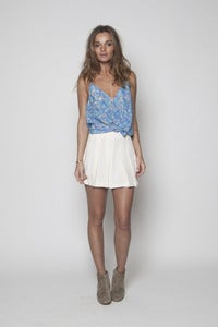 Image of Blue Splash Cami