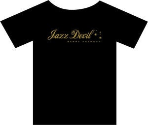 Image of Barry Adamson - Jazz Devil T-Shirt