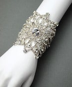 Image of Nicola Crystal Bridal Cuff