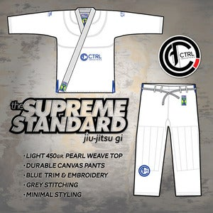 Image of Supreme Standard (White)