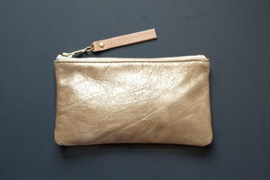 Image of PASTEL Leather Wallet.
