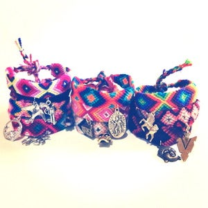 Image of Friendship Charm Bracelet