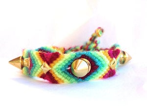 Image of Phoebe Spike Friendship Bracelet