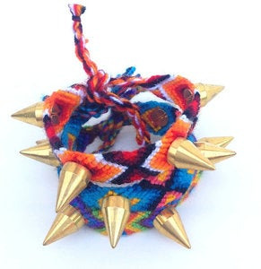 Image of Lulu Spike Friendship Bracelet