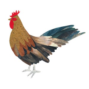 Image of Chicken Original Art