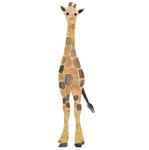 Image of Giraffe Original Art