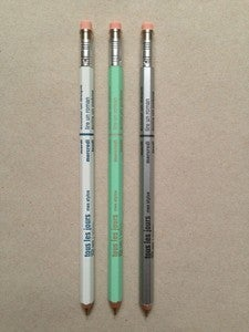 Image of French Days Pencils