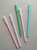 Image of Patterned Pens
