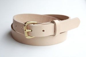 Image of The Slim Belt - Natural