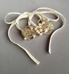 Image of Constellation Cuff in Ivory
