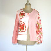 Image of Rose Swing Jacket