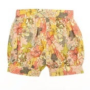 Image of Liberty print Bubble Shorts in Mauvey