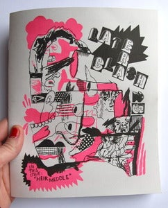Image of Late Era Clash #25, by Mike Taylor and Pegacorn Press