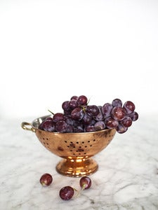 Image of Copper Footed Colander