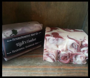 Image of Elijah&amp;#x27;s Comfort Handmade Soap