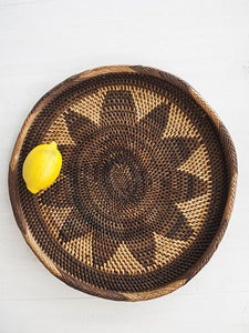 Image of Old and Original Round Buka Tray