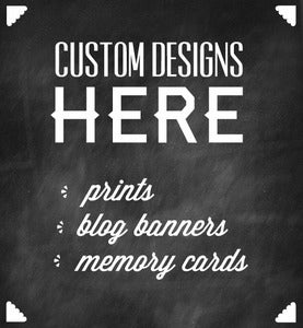 Image of Customized Items