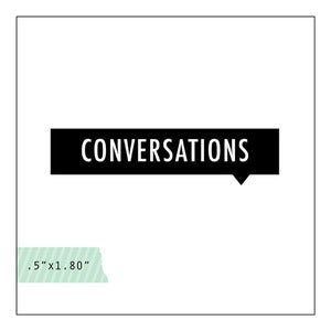 Image of conversation