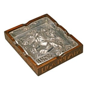 Image of Liga Privada T52 Pewter Ashtray