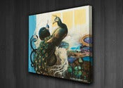 "Image of ""Fowl Play"" Limited Edition Gallery Wrapped Canvas Print"