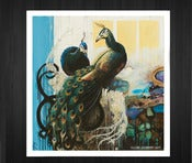 "Image of ""Fowl Play"" Limited Edition  Poster Print"