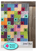 Image of Jewel Box Quilt Pattern