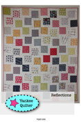 Image of Reflections Quilt Pattern