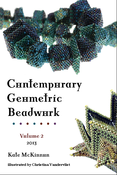 Image of Pre-Order for Contemporary Geometric Beadwork, Vol. II (in progress)